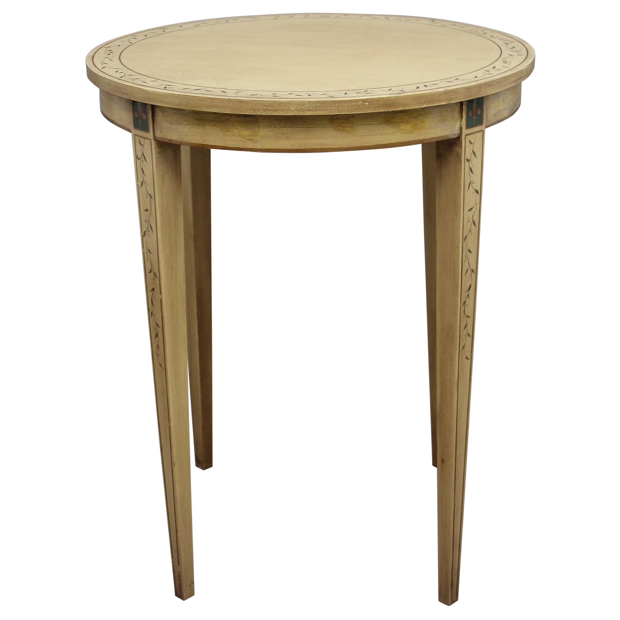 Mid-20th Century Painted Table