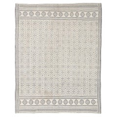Mid 20th Century Persian Flatweave Rug