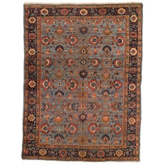 Mid-20th Century Persian Mahal Rug
