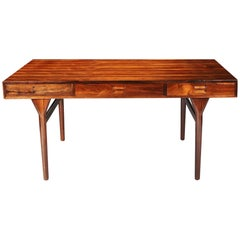 Mid-20th Century Rosewood Desk by Nanna Ditzel