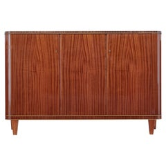Mid-20th Century Scandinavian Modern Mahogany Sideboard
