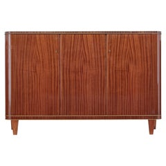 Mid 20th Century Scandinavian Modern Mahogany Sideboard