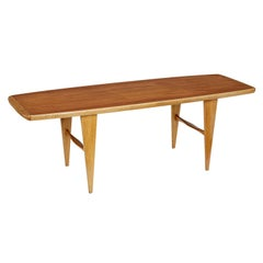 Mid-20th Century Scandinavian Teak Coffee Table