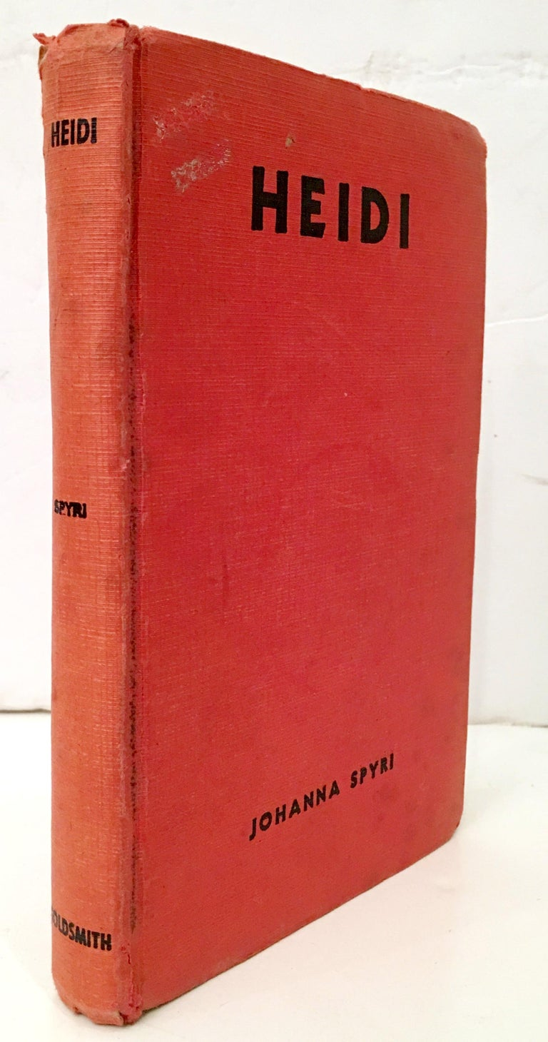 Mid-20th Century Set of Four 1st Edition Red Cloth Books For Sale 3