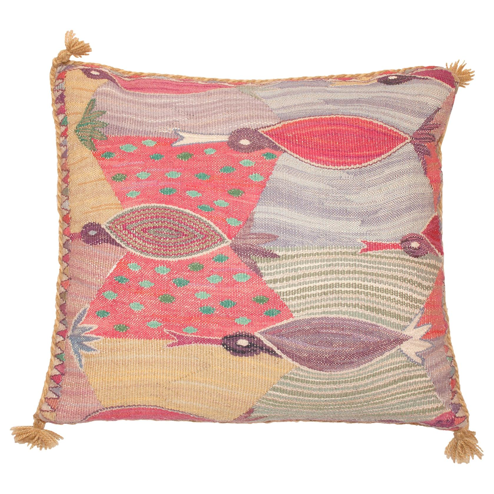 Mid-20th Century Swedish, Pillow by Marianne Richter