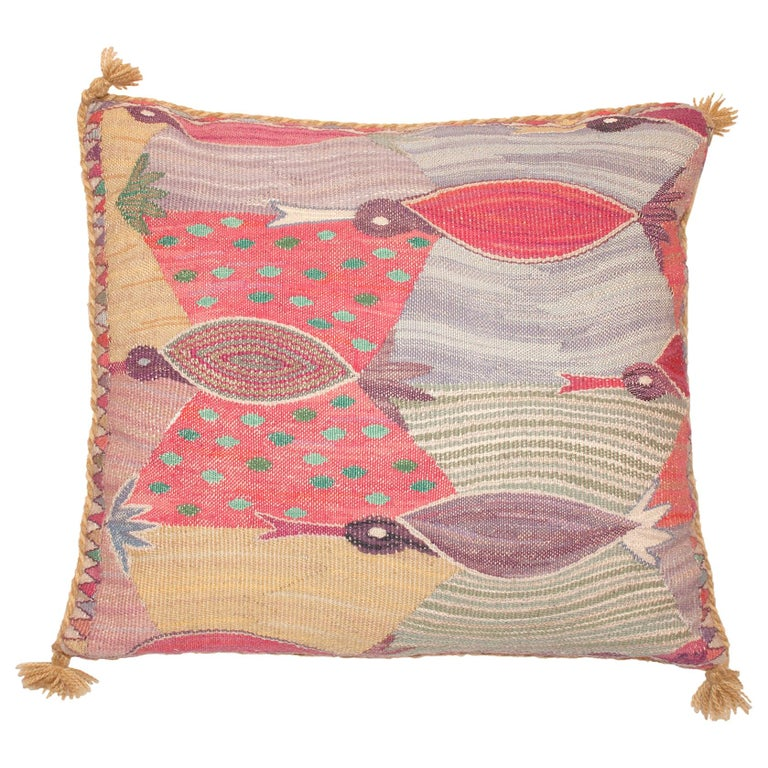 Mid-20th Century Swedish, Pillow by Marianne Richter For Sale