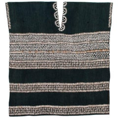 Mid-20th Century Tribal Woman's Tunic, Karen People, Burma