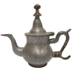 Mid-20th Century Tuareg Teapot Mauritania Africa