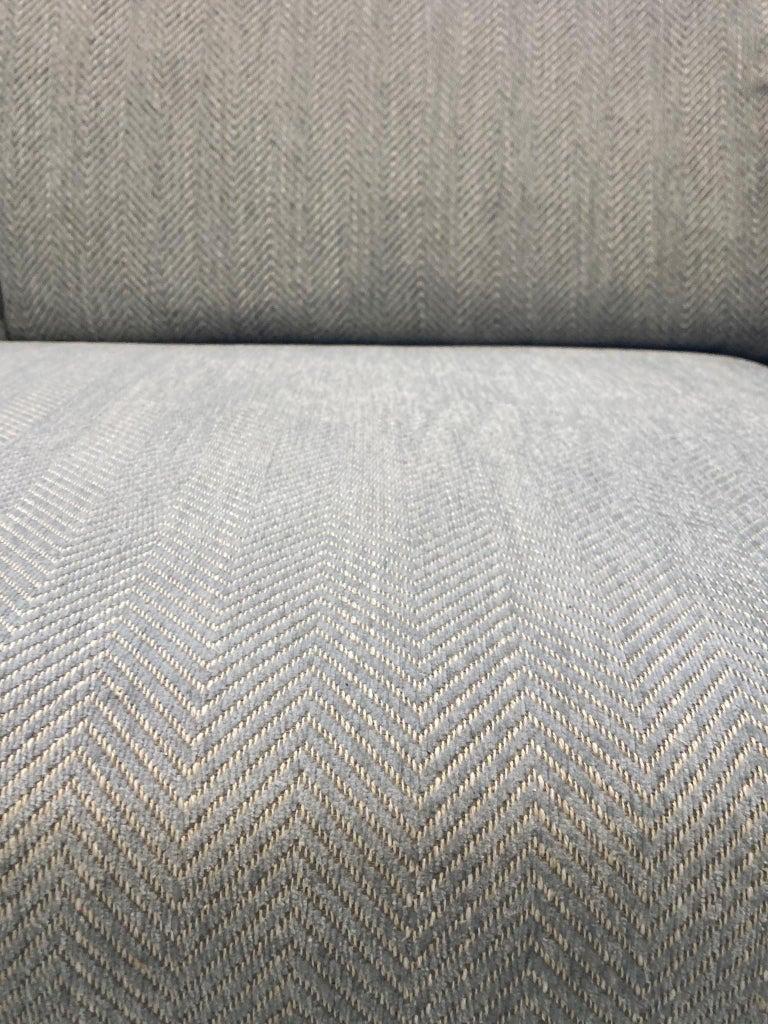 Mid-20th Century Tuxedo Sofa by Harvey Probber 5