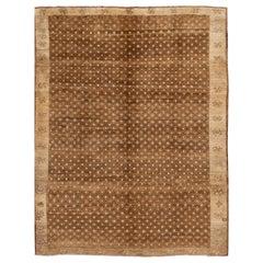 Mid-20th Century Vintage Anatolian Kars Wool Rug