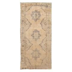 Mid-20th Century Vintage Khotan Wool Rug