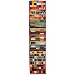 Mid-20th Century Vintage  Gabbeh Rug
