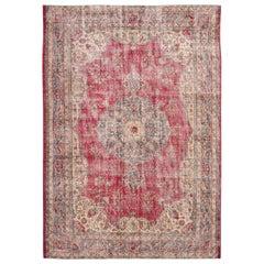 Mid-20th Century Vintage Sivas Wool Rug