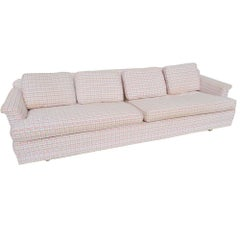 Midcentury 101in Model 488 Sofa by Edward Wormley for Dunbar
