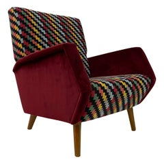 Mid Century 1950s Model 803 Armchair by Gio Ponti