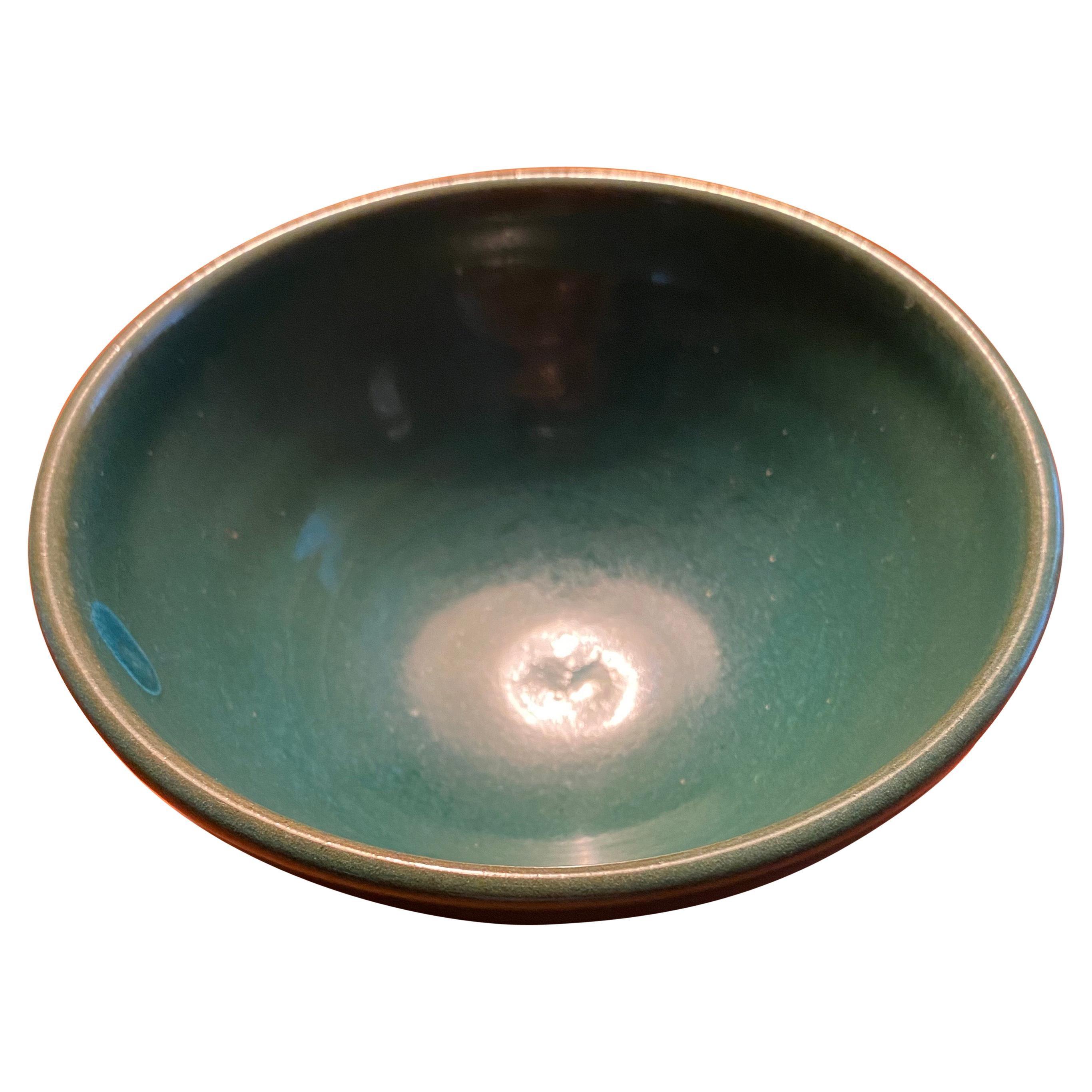 Mid-Century 1976 Harding Black Bowl