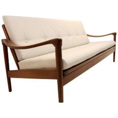 Mid Century 3-seat Sofa by De Ster Gelderland, Holland