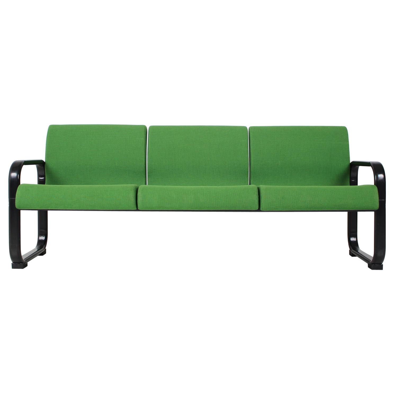 Midcentury 3-Seat Sofa, Germany, 1970s