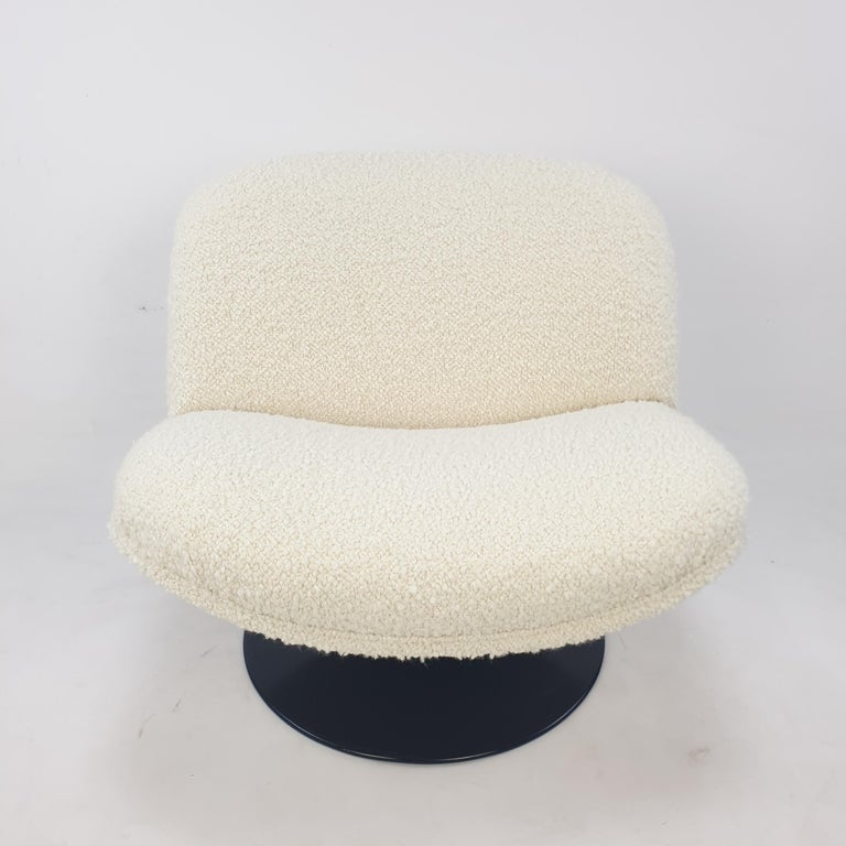 Mid-Century Modern Mid Century 508 Lounge Chair by Geoffrey Harcourt for Artifort, 1970s For Sale
