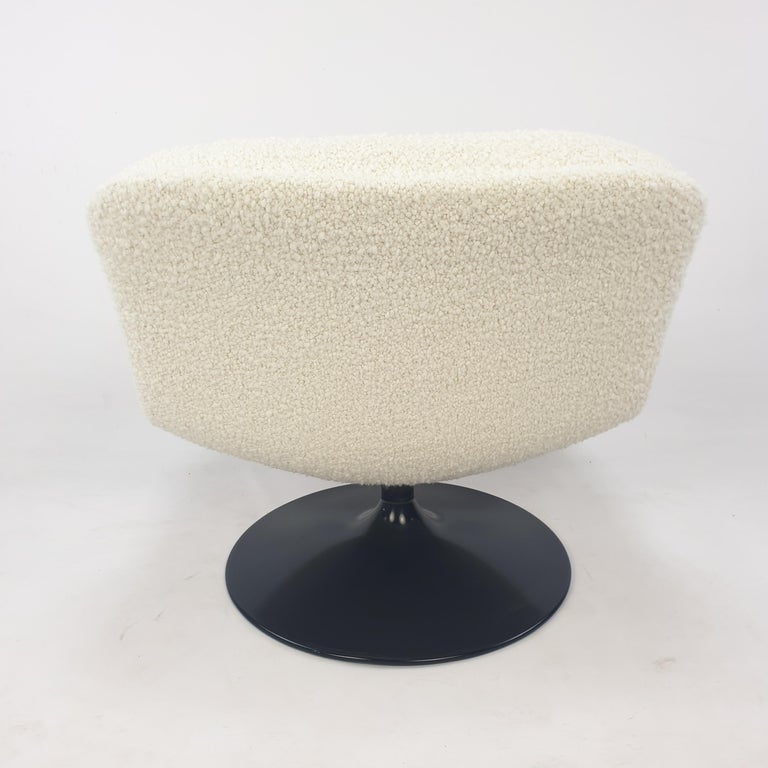 Late 20th Century Mid Century 508 Lounge Chair by Geoffrey Harcourt for Artifort, 1970s For Sale