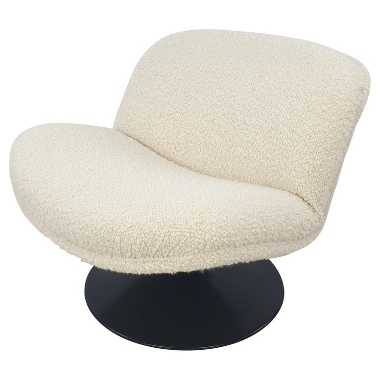 Mid Century 508 Lounge Chair by Geoffrey Harcourt for Artifort, 1970s For Sale