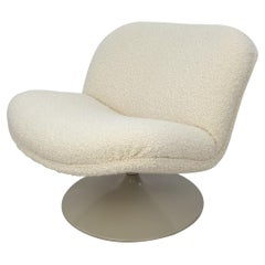 Mid Century 508 Lounge Chair by Geoffrey Harcourt for Artifort, 1970s