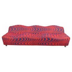 Mid Century ABCD 3-Seater Sofa by Pierre Paulin for Artifort