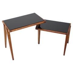 Mid-Century Adjustable Coffee Tables, 1960's