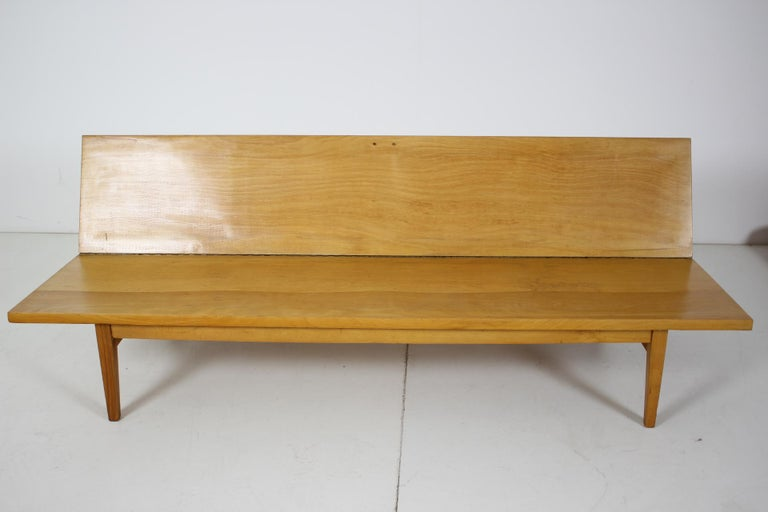 Midcentury Adjustable Sofa, 1960s For Sale 6