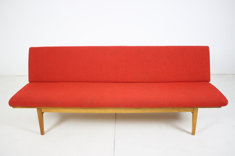 - Made in Czechoslovakia - Made of wood, fabric - Good condition.