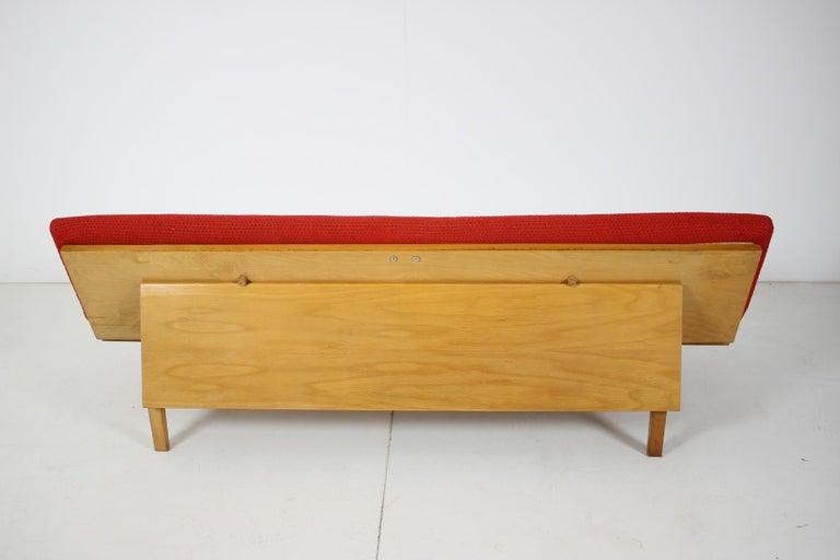 Midcentury Adjustable Sofa, 1960s For Sale 2