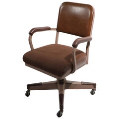 Mid Century Adjustable  Swivel Tilt Desk Chair