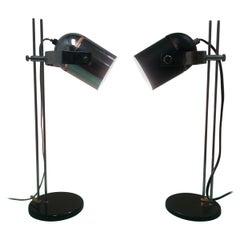 Midcentury Adjustable Table Lamp Design by Stanislav Indra, 1970s