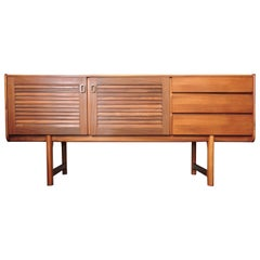 Midcentury Afromosia Sideboard from McIntosh, 1960s