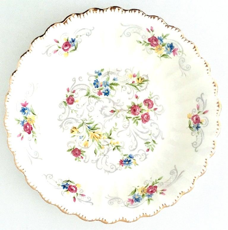 Ceramic Mid-Century American Limoges Dinnerware