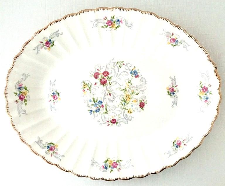 Mid-Century American Limoges Dinnerware