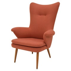 Mid-Century Armchair by Up.Rousinov, 1970's