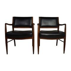 Midcentury Armchair Set of 2