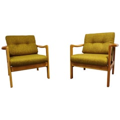 Midcentury Armchairs by Walter Knoll, 1960s