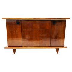 Midcentury Art Deco Style Credenza/Sideboard, 1950s