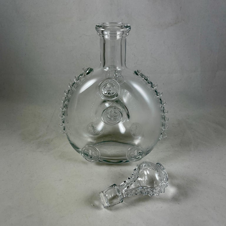 Mid-Century Baccarat Remy Martin Louis XIII Cognac Crystal Decanter For Sale 1
