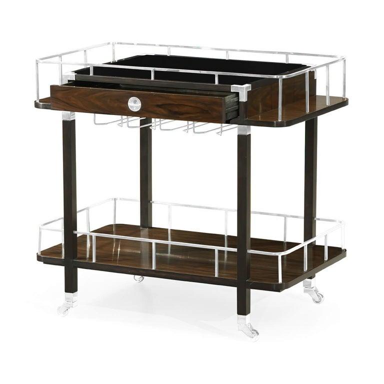 Mid-Century Modern Midcentury Bar Cart For Sale