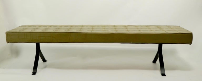 Mid-Century Modern Mid Century Bench For Sale