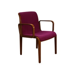 Midcentury Bill Stephens Knoll Bentwood Chair