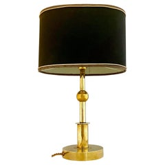 Vintage Mid-century Brass Table or Desk Lamp