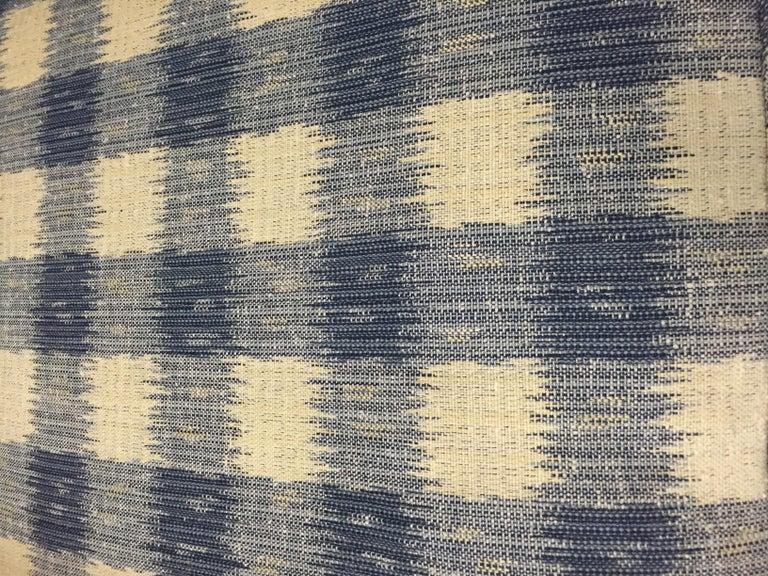 Mid -Century Brunschwig & Fils  Kravet Furniture Loveseat or Sofa For Sale 5