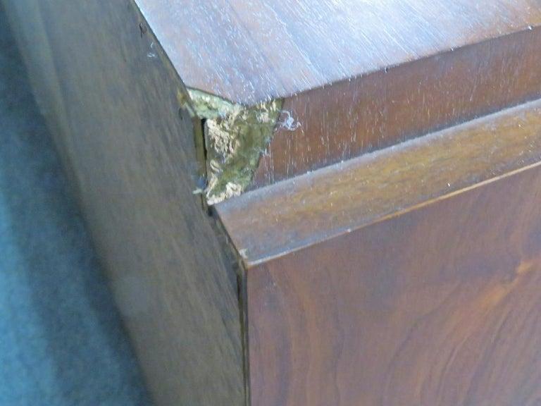 Mid-Century Brutalist Dresser For Sale 3