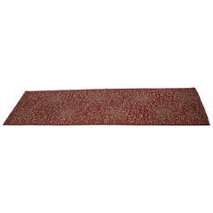 Midcentury Carpet or Rug, Czechoslovakia, 1940s