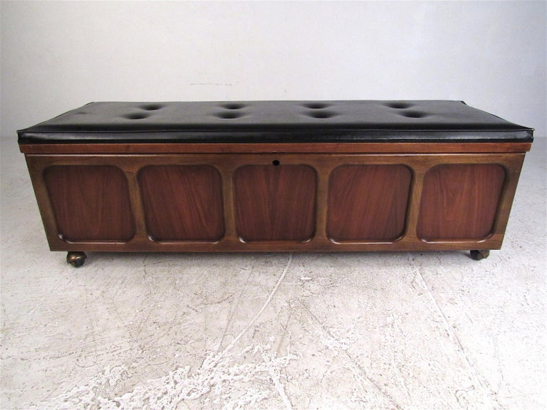 Midcentury Cedar Chest By Lane, Lane Furniture Company Phone Number