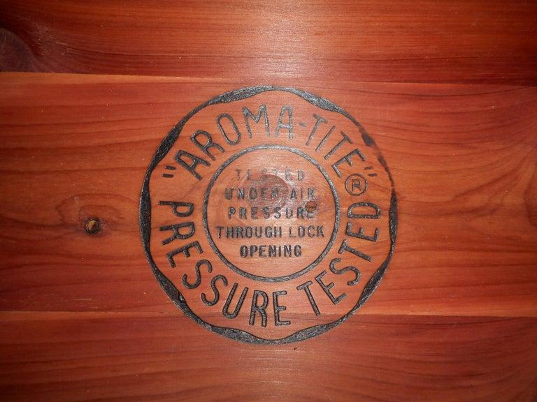 Midcentury Cedar Chest by Lane Furniture 3